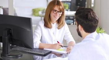 Interview zum Thema DIN Standard für Finanzdienstleister