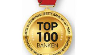 """BESTE BANK vor Ort 2018: Die """"Top 100"""" stehen fest!"""