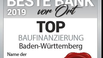 Beste Baufinanzierungsberatungen in Baden-Württemberg