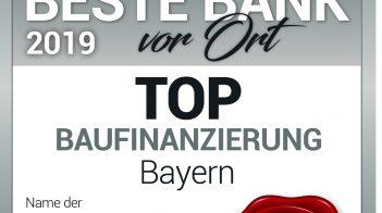 Beste Baufinanzierungsberatung(en) in Bayern gesucht!