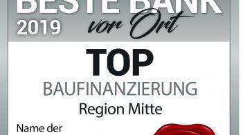 Beste Baufinanzierungsberatung(en) in der Region Mitte gesucht!